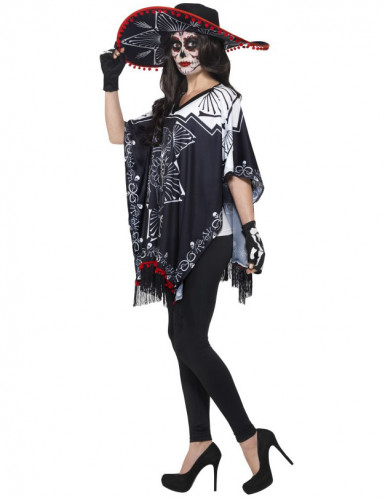 Kit scheletro dia de los muertos per adulto Halloween-1