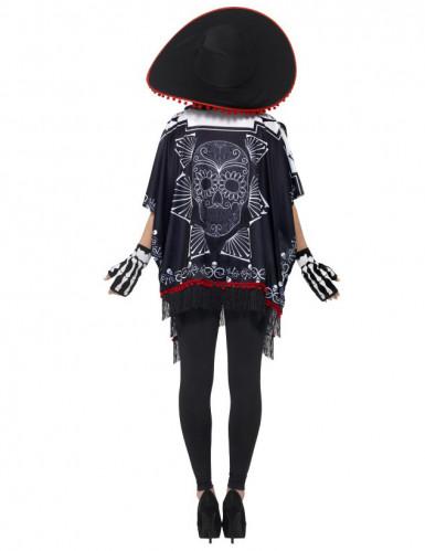 Kit scheletro dia de los muertos per adulto Halloween-2
