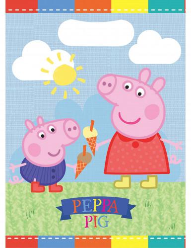 Confezione di 8 bustine Peppa Pig™