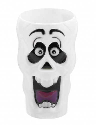 Bicchiere scheletro - Halloween