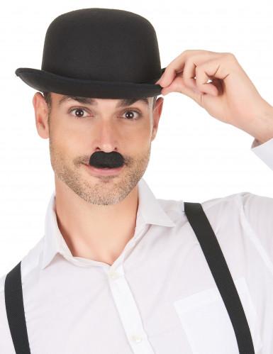 Baffi Charlie Chaplin neri