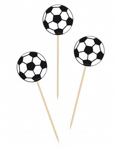 20 Stuzzicadenti pallone da calcio