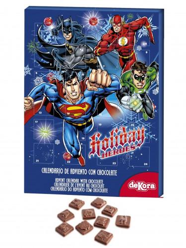 Calendario dell'avvento cioccolata DC Comics™