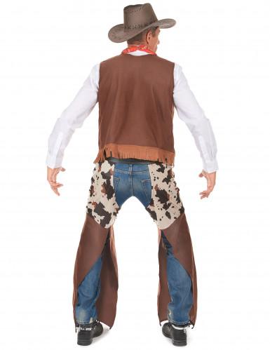 Costume CowBoy Adulto-2