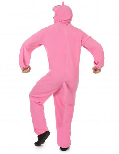 Tuta con cappuccio pantera rosa uomo-2