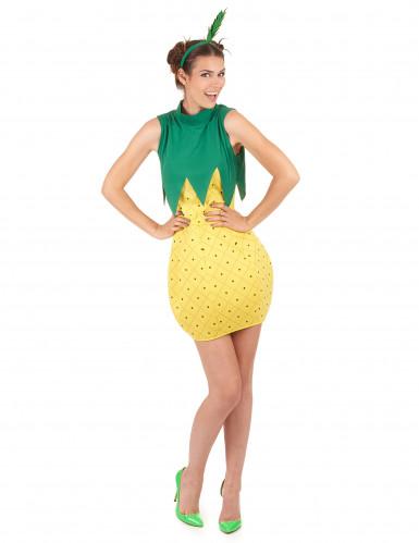 Costume ananas Donna-1