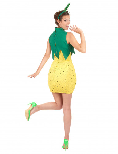 Costume ananas Donna-2