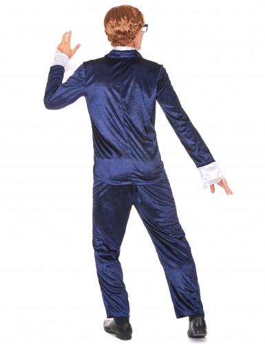 Costume da Spia fuori di testa per adulto-2