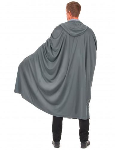 Mantello lungo grigio-1