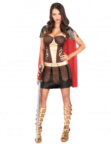 Costume gladiatore romano Donna