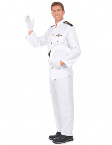 Costume ufficiale della marina Adulto-1