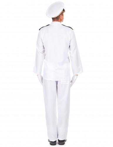 Costume ufficiale della marina Adulto-2