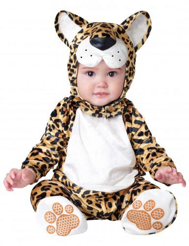 Costume leopardo per bebè - Classico