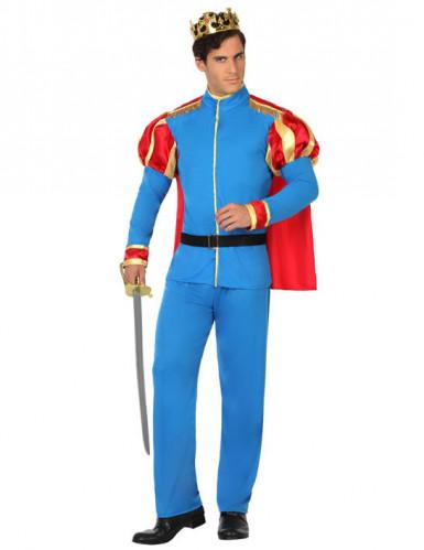 Costume principe reale Adulto