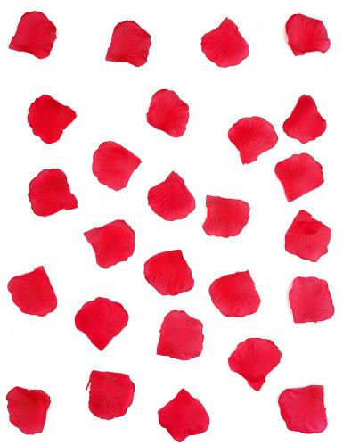 150 petali di stoffa rossi-1