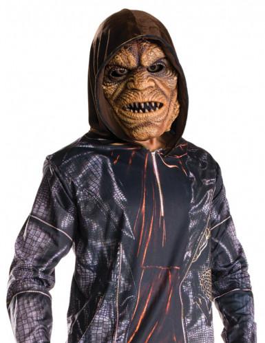 Costume con maschera da adulta Killer Croc - Suicide Squad™-1