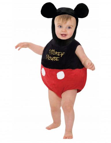 Costume lusso topolino per neonato costumi bambini e vestiti di carnevale online vegaoo - Costume neonato piscina ...