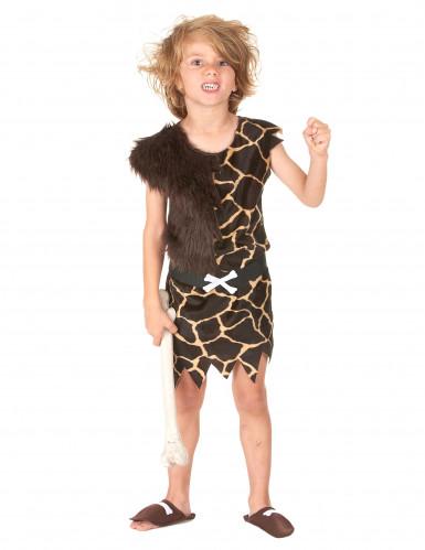 Costume da cavernicolo per bambino