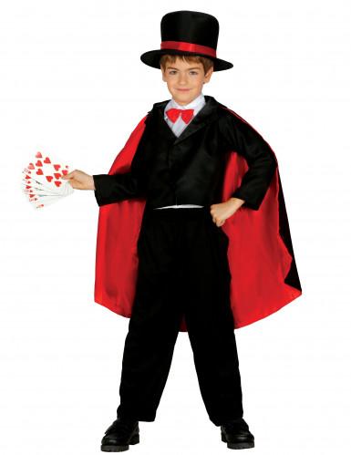 Costume mago prestigiatore bambino
