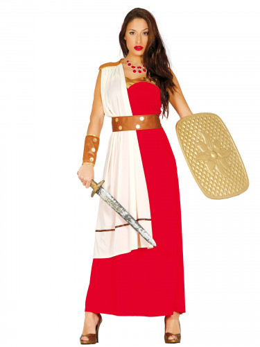 Costume guerriera spartana Donna