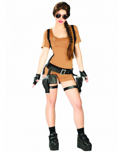 Costume avventuriera sexy donna
