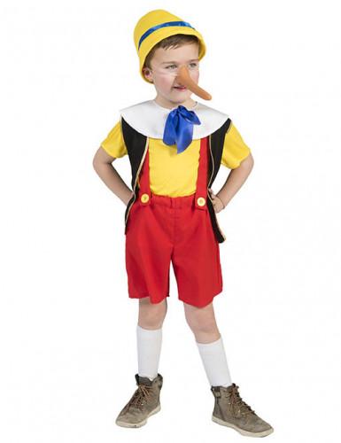 Costume da burattino bugiardo per bambino