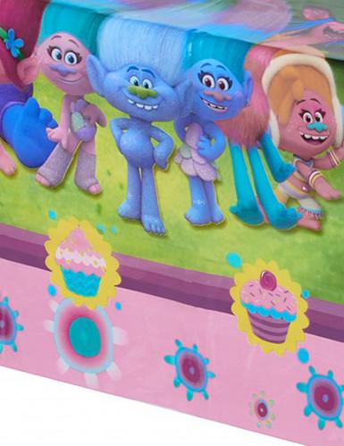 Tovaglia in plastica Trolls™ 120 x 180 cm-1