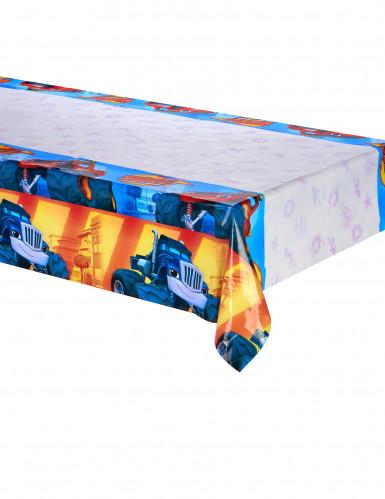 Tovaglia in plastica Blaze e le Mega Macchine™ 120 x 180 cm-1