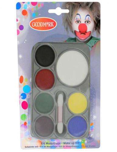 Palette trucco 7 colori
