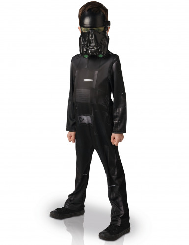 Costume classico Death trooper™ da bambino - Star Wars Rogue one™