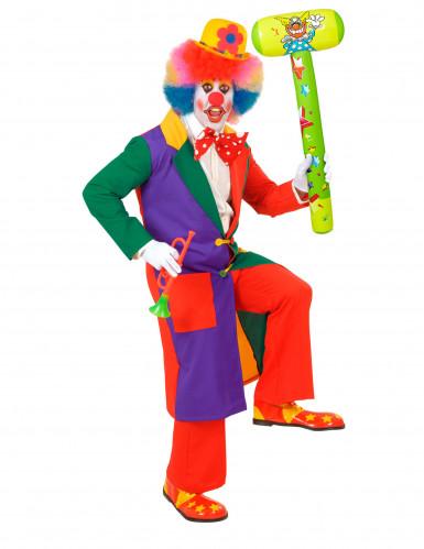 Martello clown gonfiabile-1