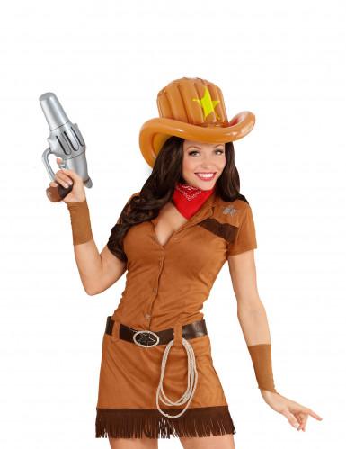 Pistola gonfiabile 29 cm-2