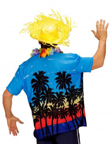 Camicia turista hawaiano adulto -1