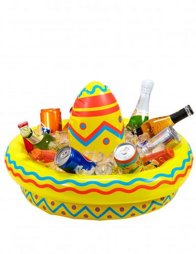 Sombrero gonfiabile per bevande