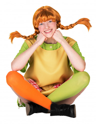 Costume Pippi Calzelunghe™ Donna-2