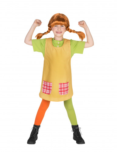Costume Pippi Calzelunghe™ Bambina-2