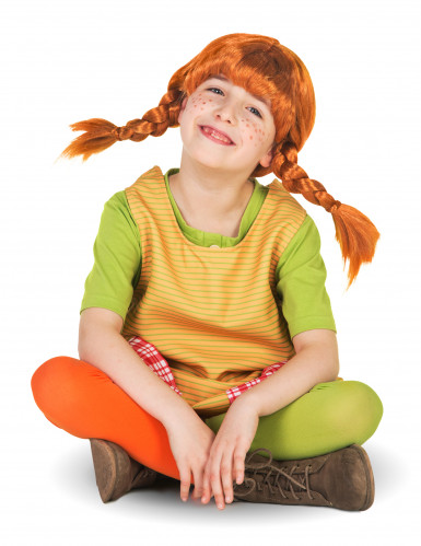 Costume Pippi Calzelunghe™ Bambina-3