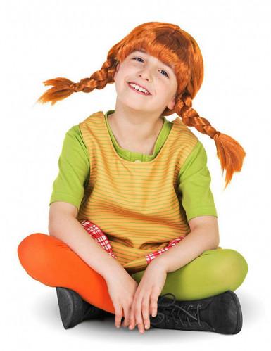 Parrucca Pippi Calzelunghe™ bambina-1