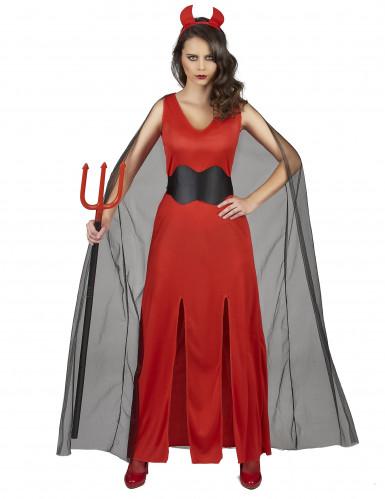 Costume donna demoniaca