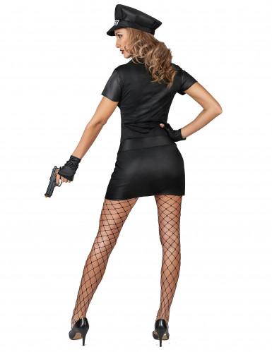 Costume sexy poliziotta donna-2