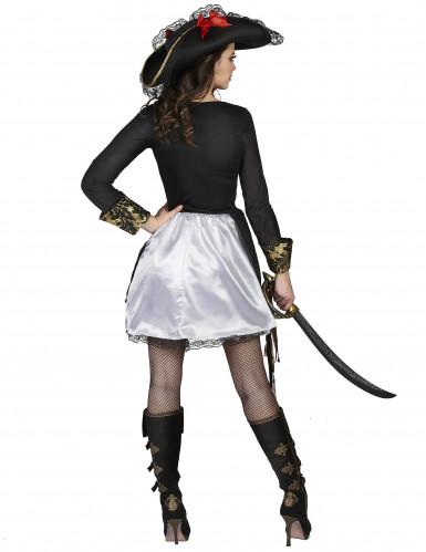 Costume da pirata corsaro sexy per donna-2