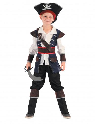 Costume corsaro d'alto mare bambino