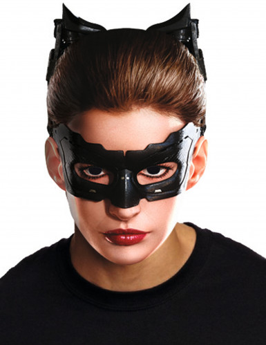 Maschera cartone Catwoman™ Dark Knight-1