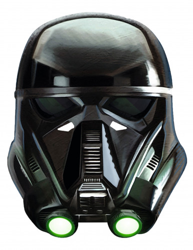 Maschera cartone Death Trooper Star Wars Rogue One™