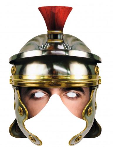 Maschera di cartone Legionario Romano