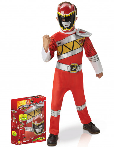 Costume lusso Power Rangers Dino Charge™ - cofanetto