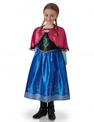 Costume lusso Anna new design - Frozen Il regno di ghiaccio™