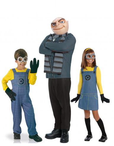 Costume gruppo Gru™ e i suoi Minions™ Cattivissimo Me™