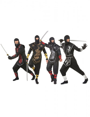 Costume gruppo Ninja adulto