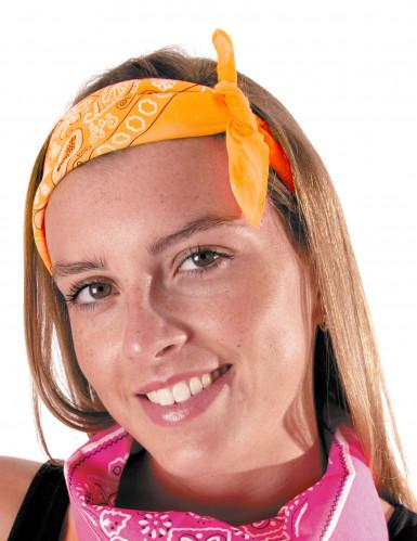 Bandana arancione Adulto